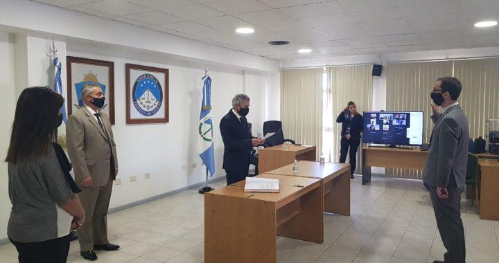 Juramento Andrés Ruiz Igoa